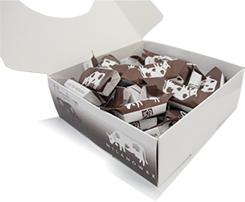 Wytwórnia Cukierków L. Pomorski i Syn produkuje krówki do dziś